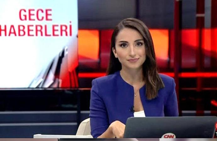 CNN Türk spikeri koronavirüse yakalandığını açkıladı