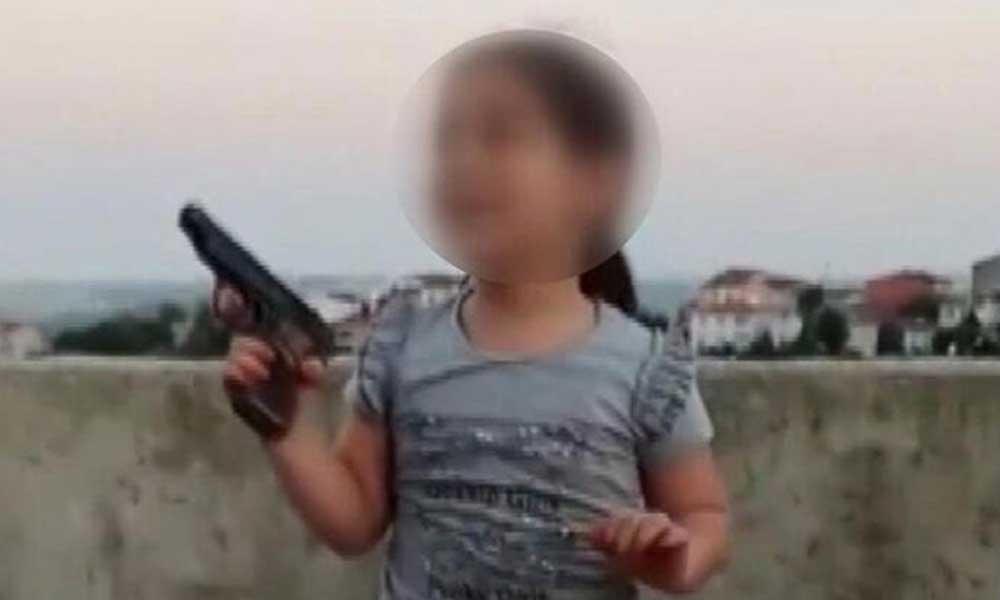 6 yaşındaki çocuğun eline silah verip ateş ettiren enişte ve baba serbest bırakıldı