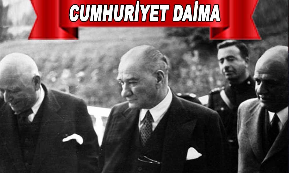 Atatürk anlatıyor; Cumhuriyet'ten öncekison akşam yemeği