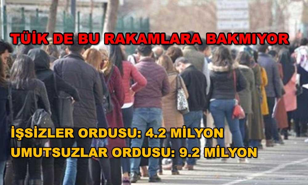 TÜİK'e göre işsizlik azaldı!