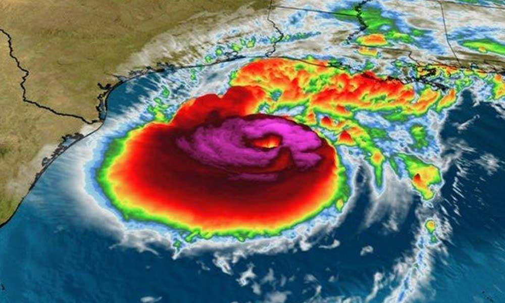 Delta Kasırgası hızla ABD'ye yaklaşıyor