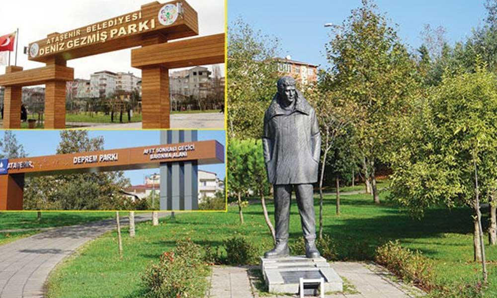 Deniz Gezmiş Parkı'nın ismi 9 yıl sonra değiştirildi