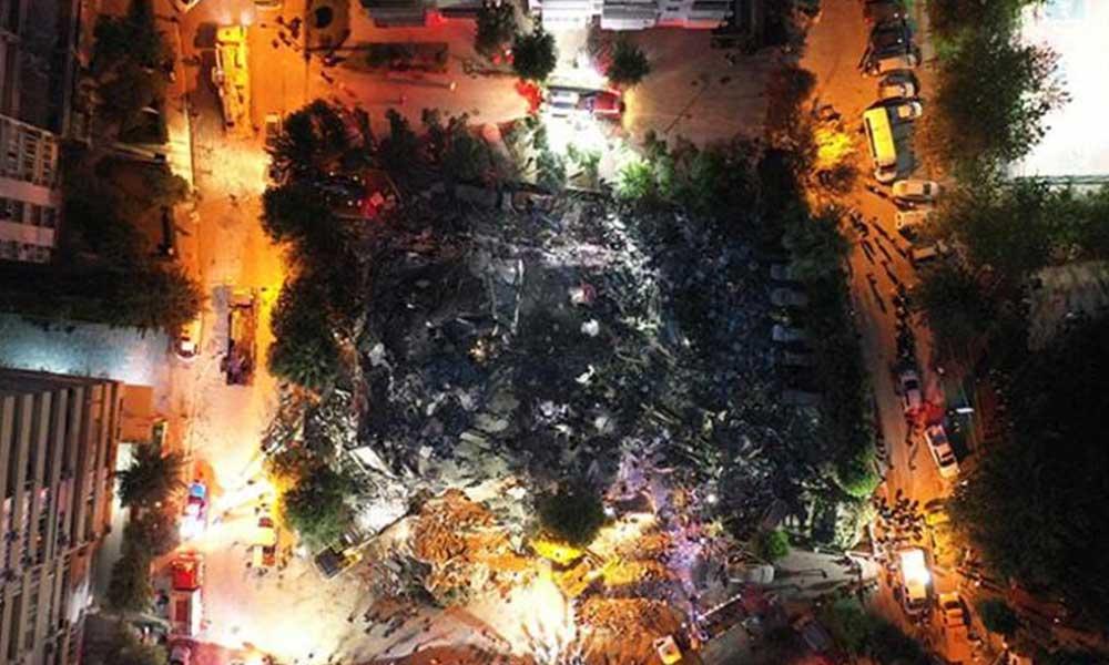 Tunç Soyer: 180 vatandaşımız enkaz altında