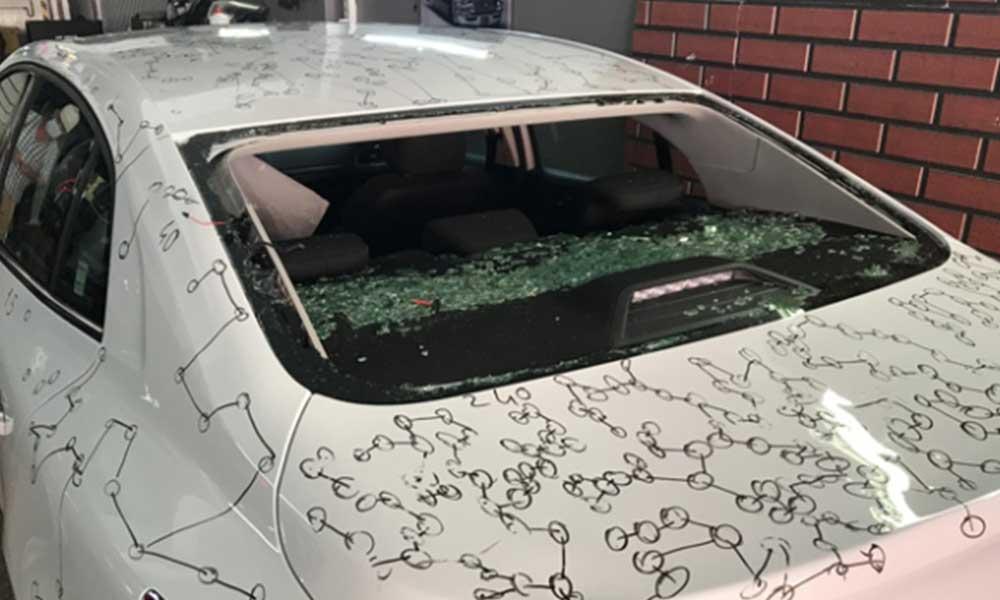 Sigortacılardan dolu yağışında arabası zarar görenlere kritik uyarı!