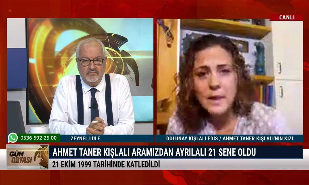 Ahmet Taner Kışlalı'nın kızı Dolunay Kışlalı: Babamın öğrettiği şekilde umutsuzluğa hiç kapılmadım