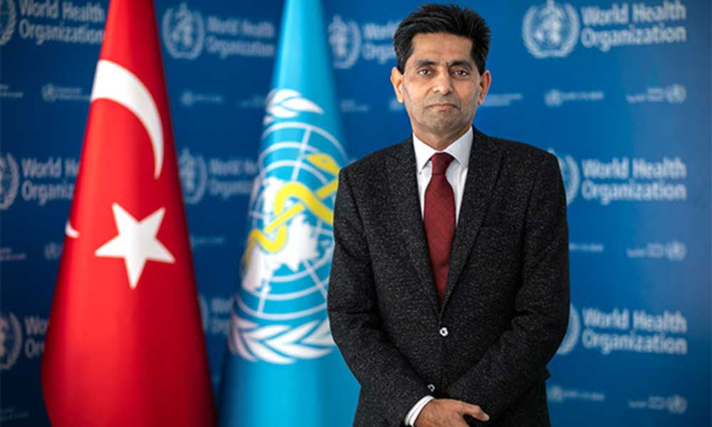 DSÖ'nün Türkiye yetkilisi açıklamalarda bulundu: Maske herkesin kişisel aşısıdır