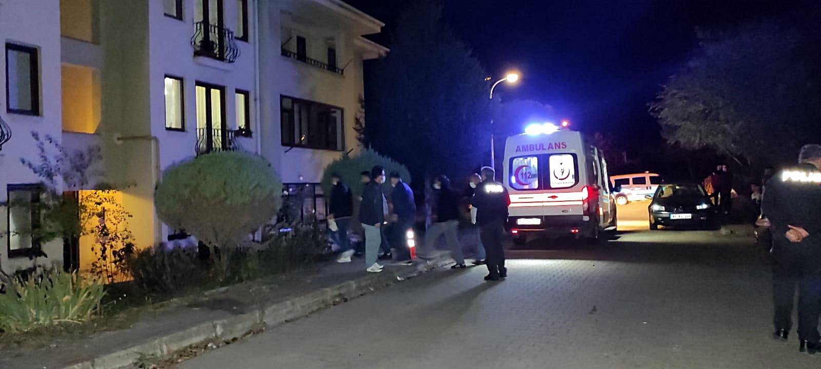 Düzce'de öldürülen kadının 112 Acil'den yardım istediği ortaya çıktı