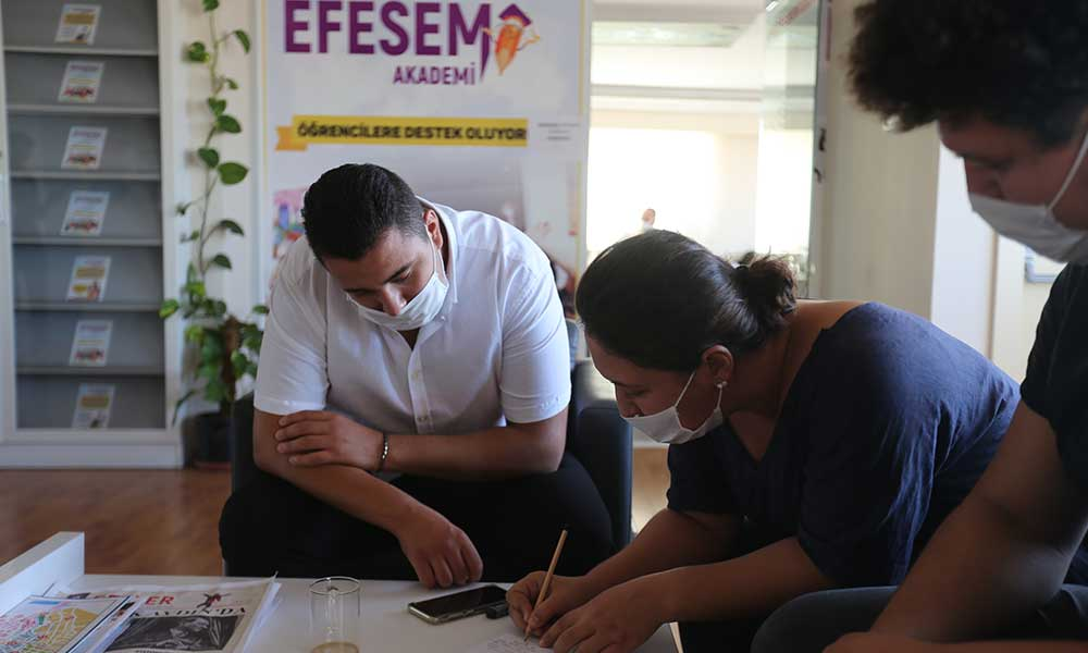 EFESEM'de yeni eğitim dönemi başladı