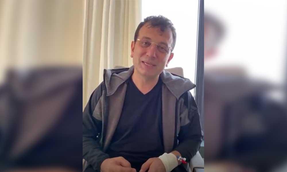 İmamoğlu'ndan vatandaşlara 29 Ekim çağrısı