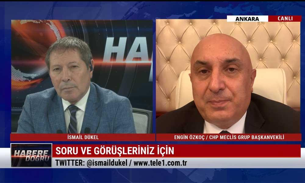 Engin Özkoç: Erdoğan yüzünü artık kendi insanlarına dönmeli