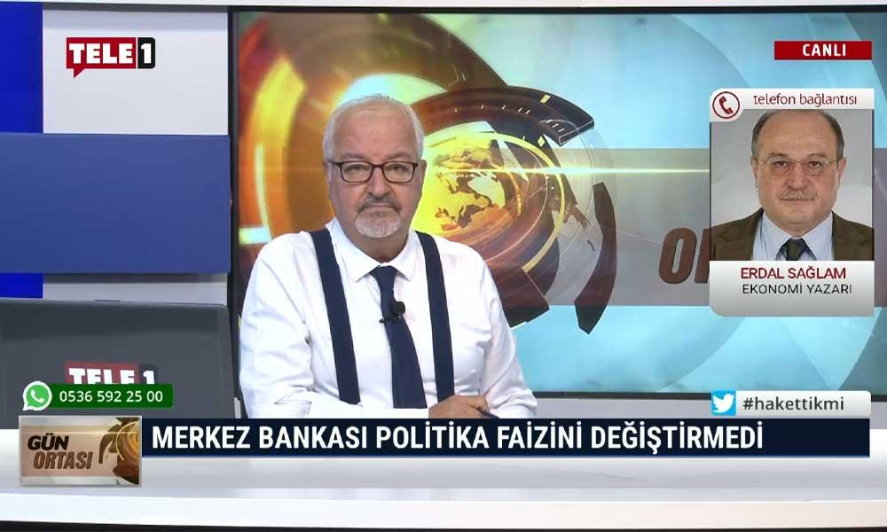 Ekonomi yazarı Erdal Sağlam: Merkez Bankası'nın kararı sürpriz oldu, beklenti yönetimini doğru yapmadılar