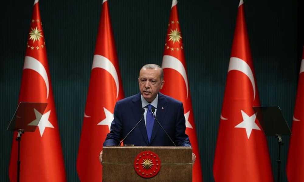 Erdoğan, 1939 depremi üzerinden CHP'yi hedef aldı: Dedesi İçişleri Bakanı'ydı