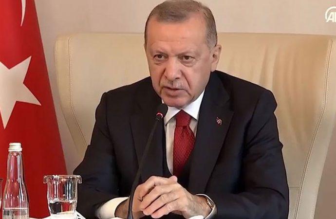 Erdoğan'dan Hatay'da yaşanan canlı bomba saldırısına dair ilk açıklama
