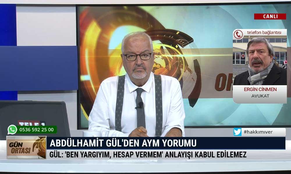 Avukat Ergin Cinmen: Devlet kendi kendine 'bacağını' ampute ediyor