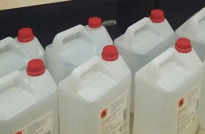Etil alkol satışı yapılan 100 site kapatıldı