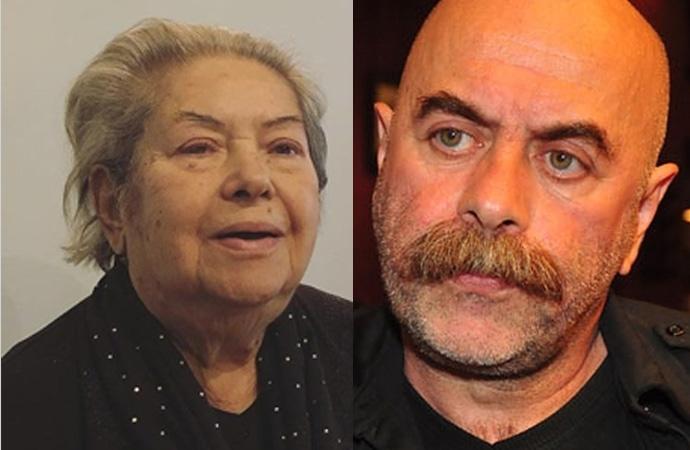Ezel Akay'ın annesi hayatını kaybetti