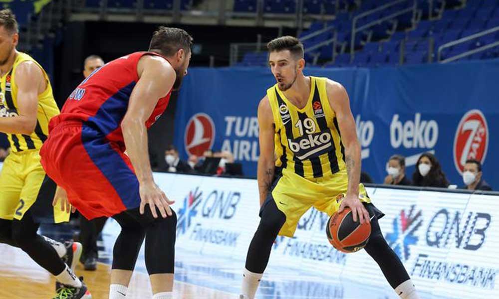Fenerbahçe Beko uzatmalarda kaybetti