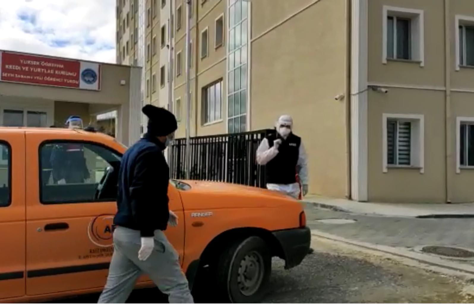 Koronavirüs hastası, dayısının HES koduyla seyahat ederken yakalandı