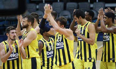 Fenerbahçe Beko – Kızılyıldız maç sonucu: 77 – 63