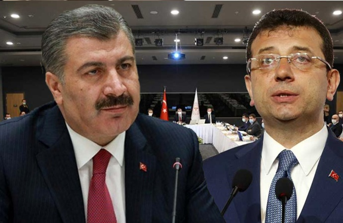 Ahmet Hakan'dan Bakan Koca'ya İmamoğlu eleştirisi