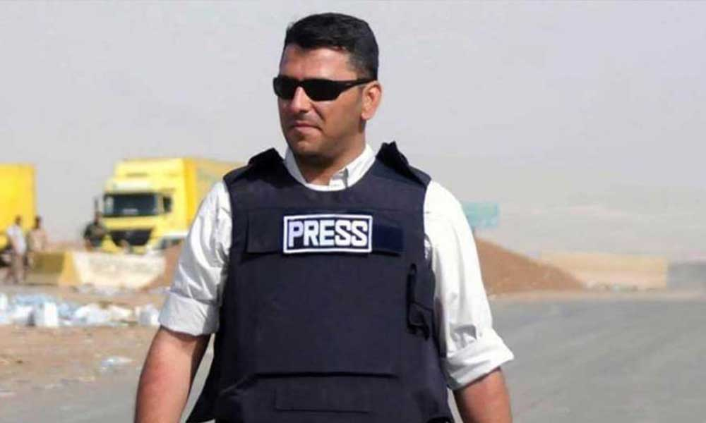 Tecrübeli savaş muhabirinden DHA'ya: Kul hakkı yemeyin, tazminatımı verin