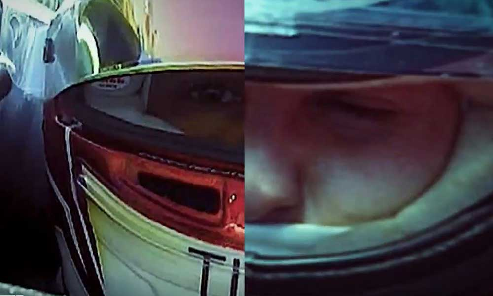 Formula'dan paylaşım rekoru kıran Michael Schumacher ve Lewis Hamilton videosu