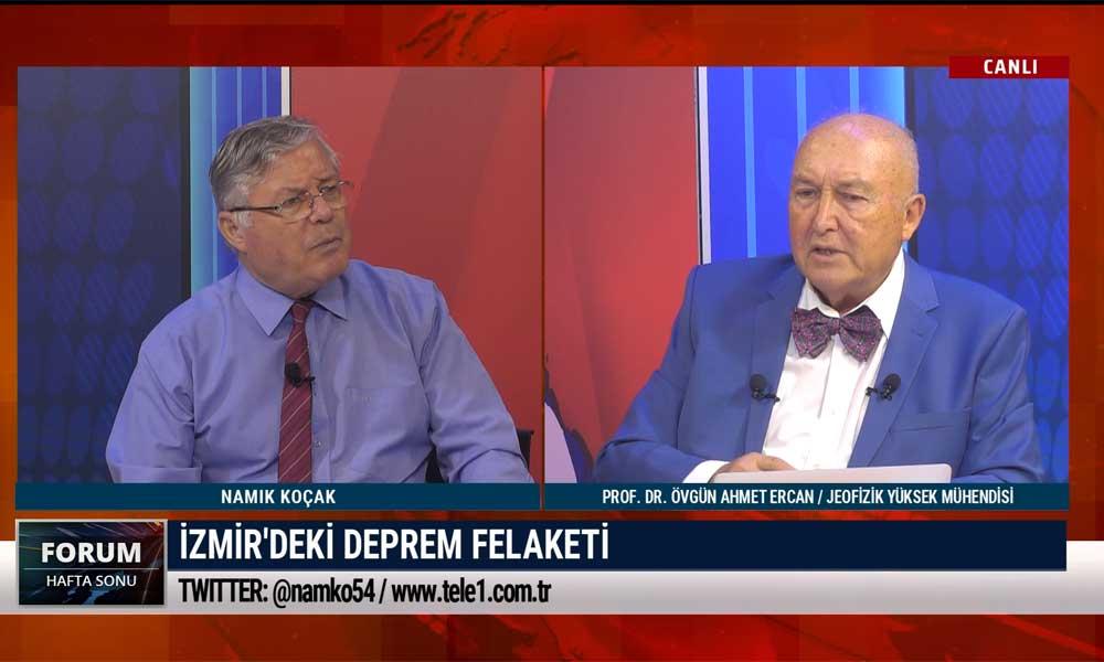 Deprem Bilimci Prof. Dr. Ahmet Ercan açıkladı: İstanbul depremi neden 2045'ten önce olmaz – FORUM HAFTA SONU