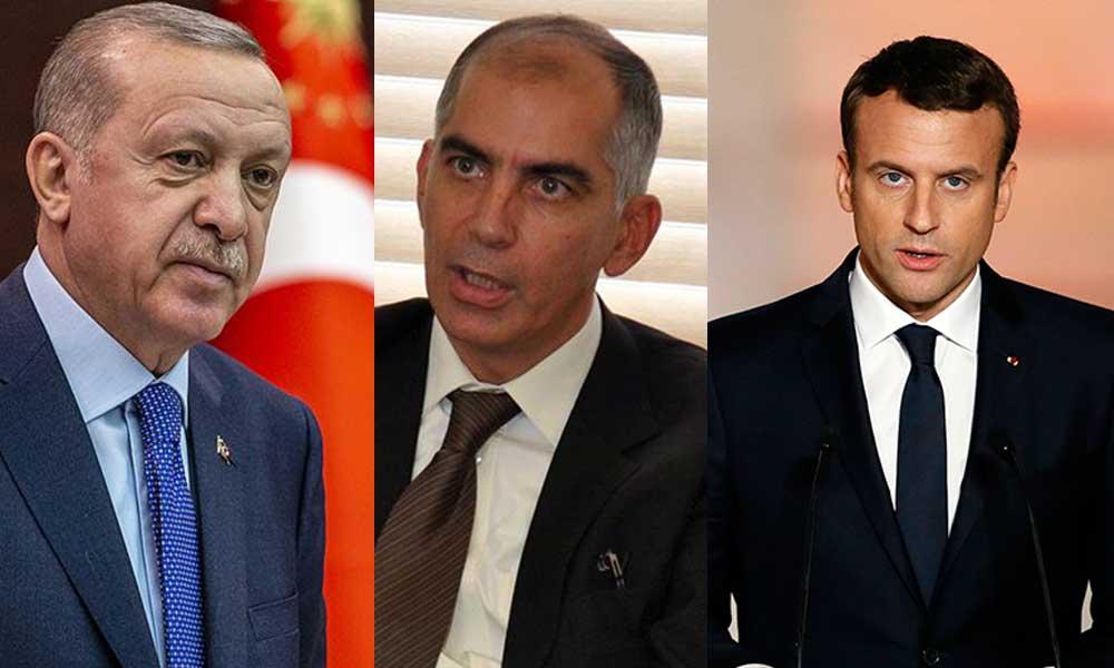 Fransa ile yeni kriz! Erdoğan'ın sözleri üzerine Paris elçiyi geri çekti