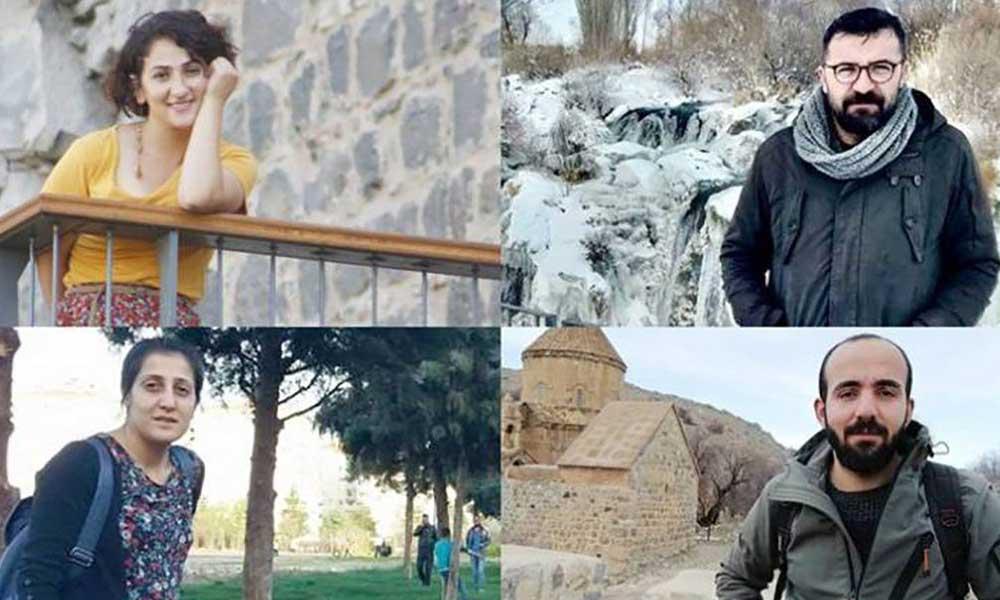 Helikopterden atılma iddialarını haberleştirmişlerdi! 4 gazetecinin tutukluluğuna itiraz reddedildi