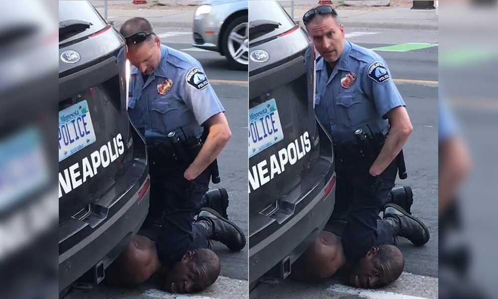 George Floyd'un ölümüne sebep olan polis hakkındaki cinayet suçlaması düşürüldü