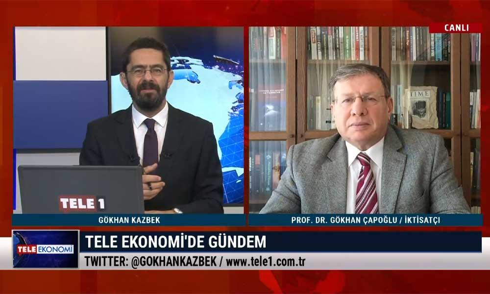 İktisatçı Prof. Dr. Gökhan Çapoğlu: Ne zaman istihdam paketi açıklasalar işsizlik artıyor