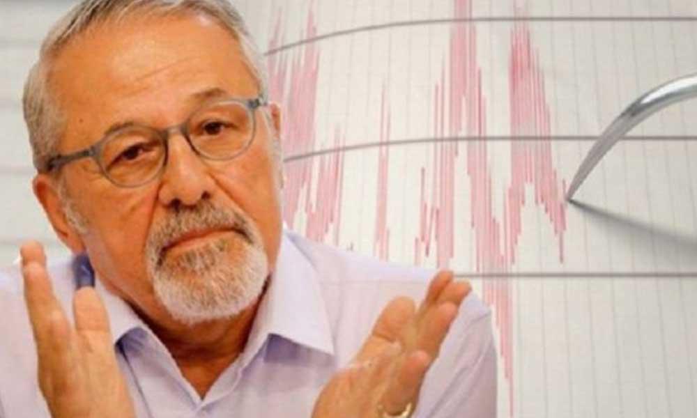 Prof. Dr. Görür : Kumburgaz fayındaki depremler rahatsız edici