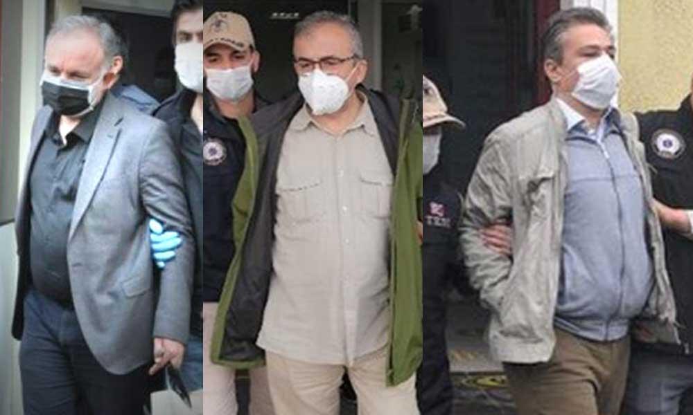 Gözaltına alınan HDP'lilerin bugün savcılığa çıkarılması bekleniyor