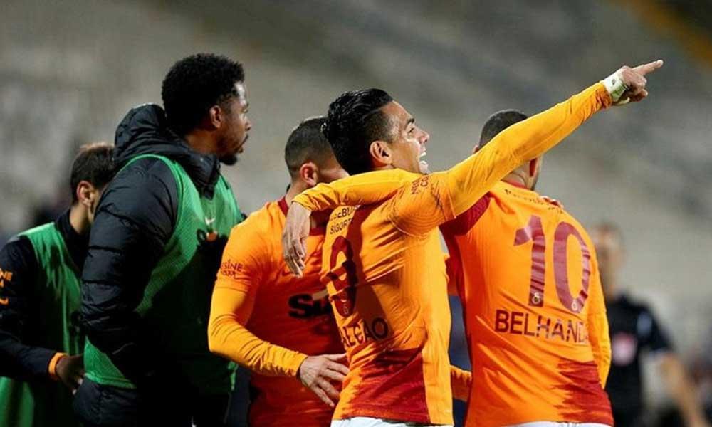 Galatasaray üç hafta sonra galip oldu!