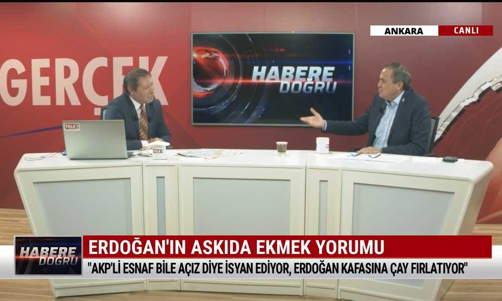 CHP Genel Başkan Yardımcısı Seyit Torun: AKP'nin tek derdi iktidarda kalarak para kazanmak