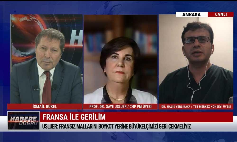 """""""Koca'nın koronavirüs aşısının Aralık'ta Türkiye'ye geleceği açıklaması çok inandırıcı değil"""""""