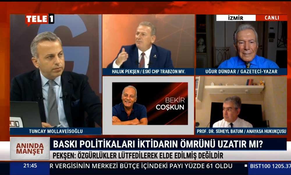 Haluk Pekşen: Devlet kadrolarını Abdullah Gül döneminde ele geçirmeye başladılar