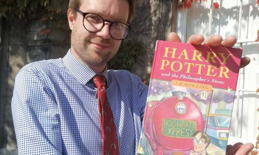 Harry Potter ve Felsefe Taşı'nın ilk baskısına dudak uçuklatan ücret