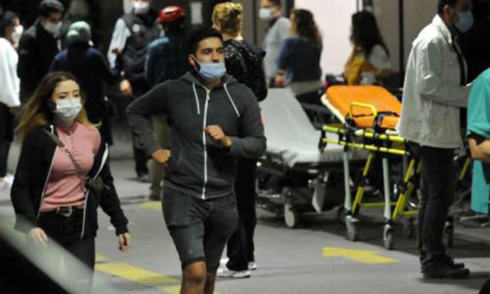 İzmir'de yurttaşlar hastaneye akın etti!