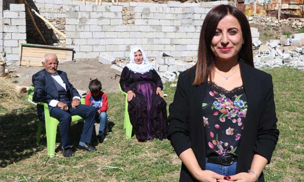 Ailesinin tüm engellerine rağmen okuyan Hatice, kadınlara umut olmak için dernek kurdu