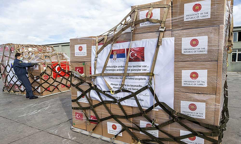 Yerli üreticiden hibe olarak alınan tıbbi cihazlar yurt dışına 'yardım' olarak gönderildi!