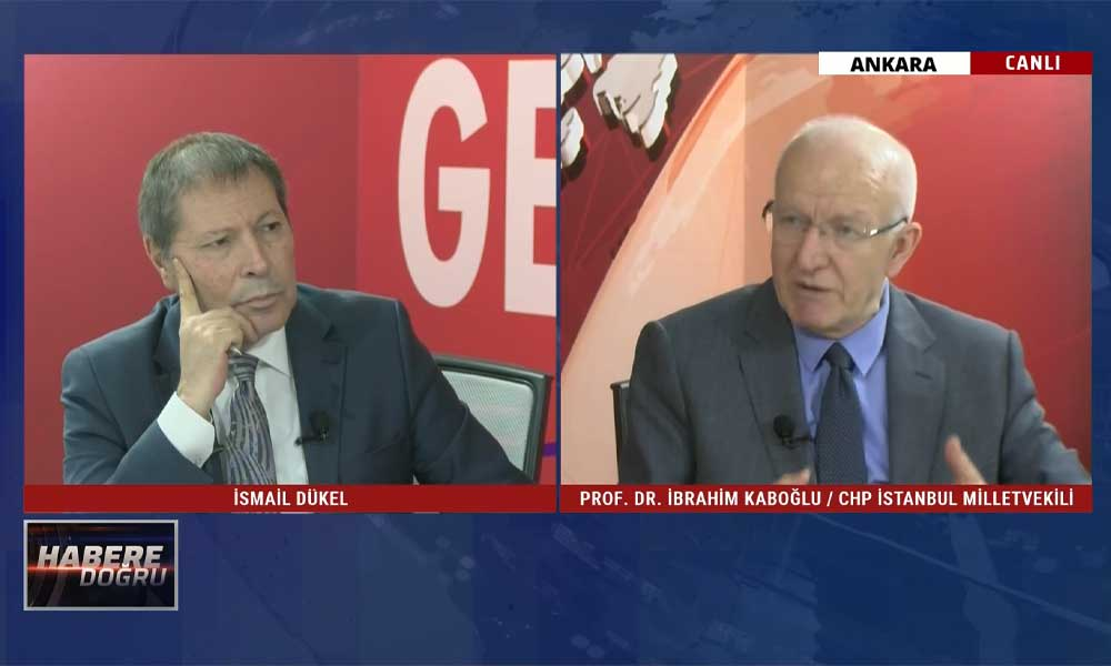 İbrahim Kaboğlu: Anayasa Mahkemesi ile uğraşmak hukuk ile sorunum var demektir