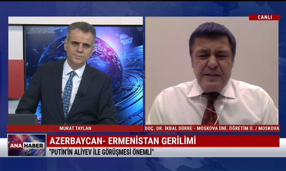 """""""Azerbaycan kendisine tanınan sürede teorik olarak Karabağ'ı da kurtarabilirdi"""""""