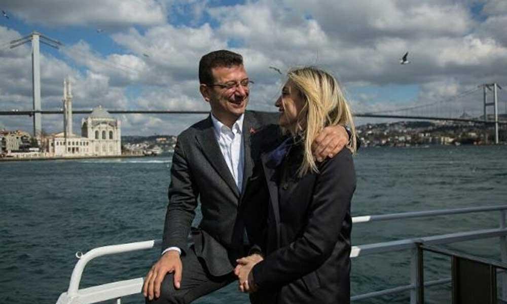 Dilek Kaya İmamoğlu'ndan eşinin sağlık durumuna ilişkin paylaşım