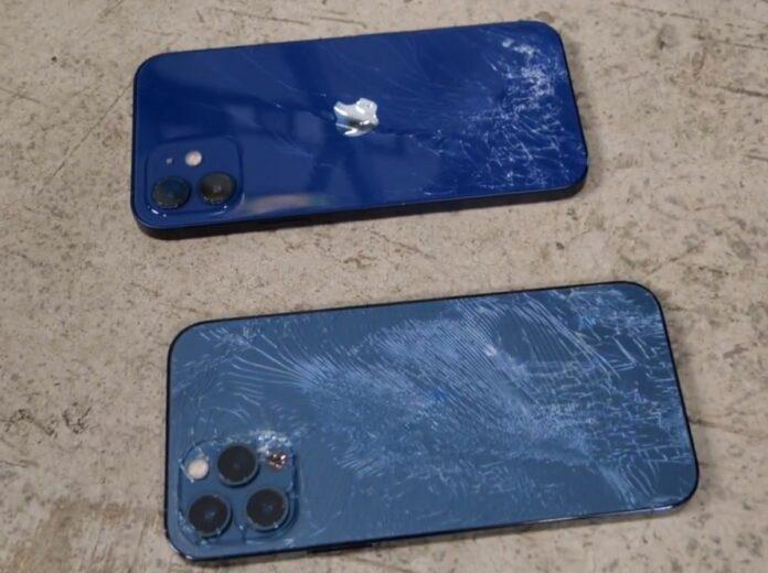 iPhone 12 dayanıklılık testine tabii tutuldu