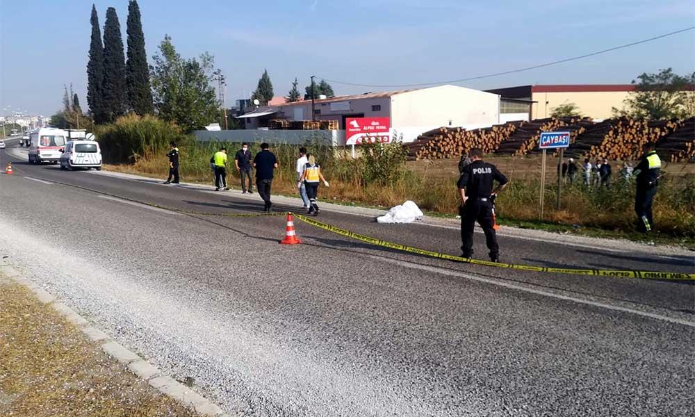 Otoyol kenarında cansız beden bulundu: Polis sürücüyü belirlemek için çalışma başlattı