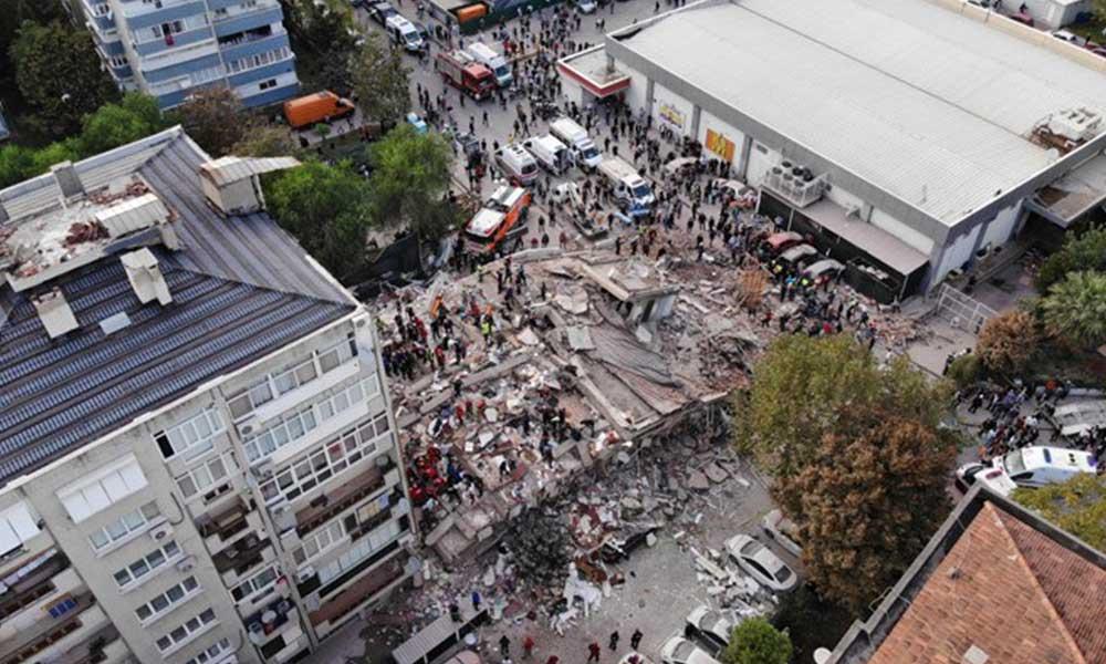 Kızılay şaşırtmadı: İzmir depreminin ardından bağış kampanyası başlatıldı