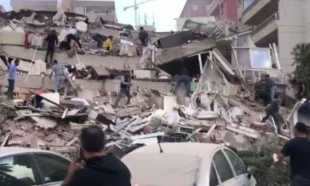 'Binaların deprem yönetmeliğine uygun olmadığı çok açık'