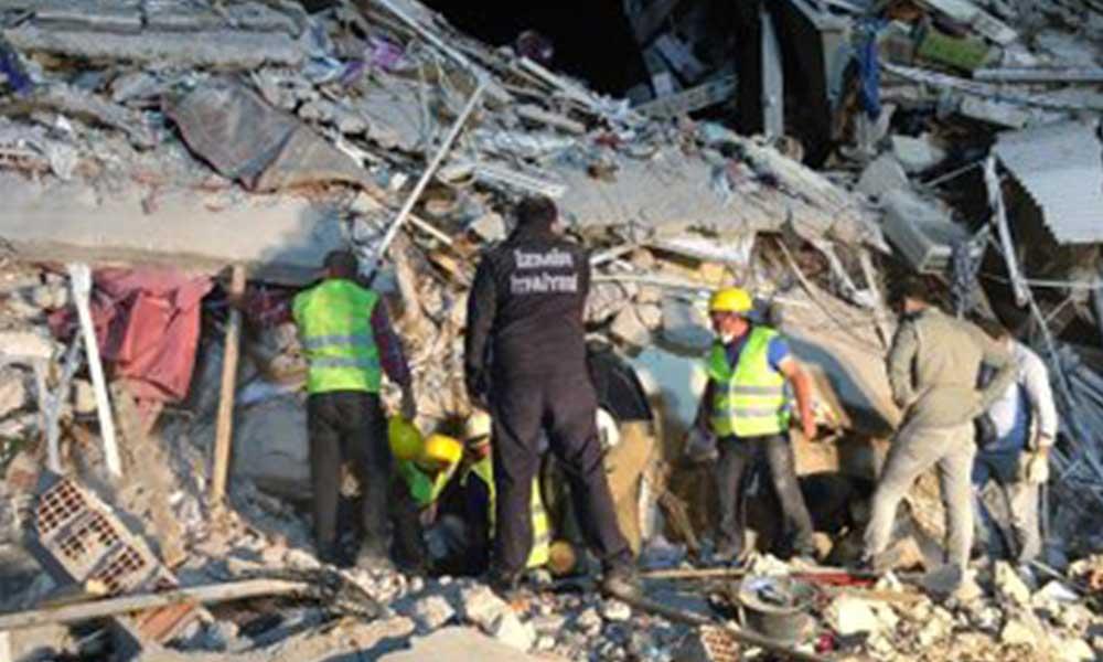 Somalı maden işçileri eylemi bıraktı İzmir'e gitti
