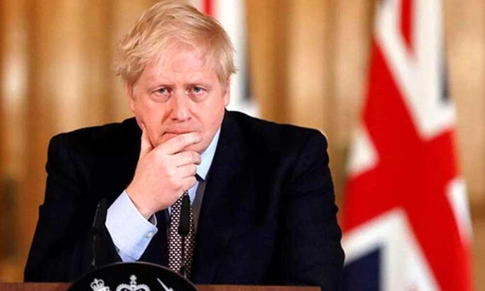 İngiltere Başbakanı Johnson'dan 'Doğu Akdeniz' açıklaması